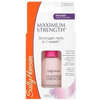 Sally Hansen Maximum Strength