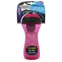 Tommee-Tippee Filter Bottle Pink