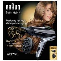 Braun Satin Hair Iontec Dryer HD730