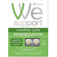 Wassen Support Monthly Cycle Magnesium Ok 30 Tablets