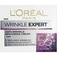 LOreal Paris Wrinkle Expert Anti-Wrinkle Restoring Cream Day - 55+ - 50ml