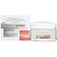 L'Oreal Paris Wrinkle Experts Anti-Wrinkle Firming Cream - Day - 45+ - 50ml