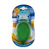 Griptight Soother Cradle Blue/Green