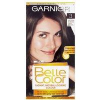 Garnier Belle Colour 3 Natural Intense Dark Brown
