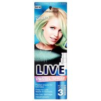 Schwarzkopf Live Pastel Spray - Mint Green - 125ml