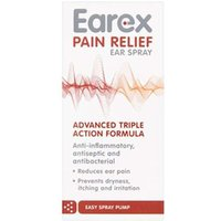 Earex Pain Relief Ear Spray 15ml