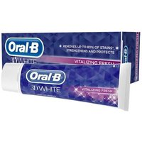 Oral-B 3D White Toothpaste- Vitalizing Fresh 75ml