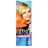 Schwarzkopf Live Pastel Spray Apricot Sunrise - 125ml