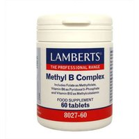 Lamberts Methyl B Complex - 60 Tablets