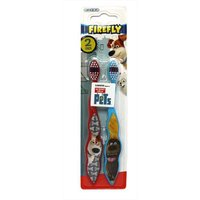 Firefly Secret Life of Pets Toothbrush Twin Pack