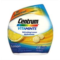 Centrum VitaMint Lemon Tablets 28
