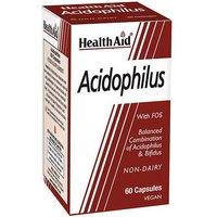 HealthAid Acidophilus 60 capsules