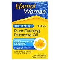 Efamol Woman Pure Evening Primrose Oil 500mg 90