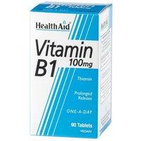 Health Aid Vitamin B1 100mg 90 Tables