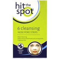 Hit the Spot Cleansing Nose Pore Strips 6