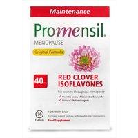 Promensil Menopause Original Red Clover Isoflavones 40mg 30 tablets