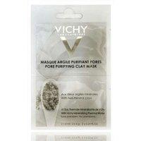 Vichy Pore Purifying Clay Mineral Mask - 2 Samples