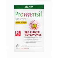 Promensil Menopause Double Strength Red Clover Isoflavones 80mg 30 Tablets