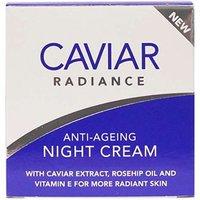 Caviar Radience Anti-Ageing Night Cream 50ml