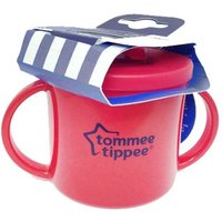 Tommee Tippee Free Flow First Cup Red 4m+