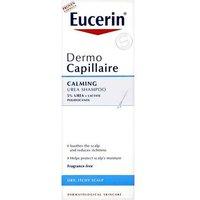 Image of Eucerin Dermo Capillaire Calming Urea Shampoo 250ml