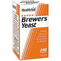 HealthAid Super Brewers Yeast 240 Tablets