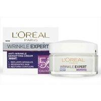 L'Oreal Paris Wrinkle Expert 55+ Night Cream 50ml