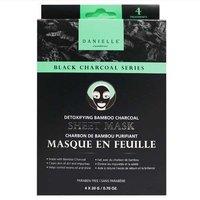 Danielle Creations Bamboo Charcoal Sheet Mask 4