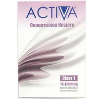 Activa Class 1 Thigh Length (C/T) Sand - Extra Large