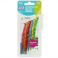 TePe Interdental Brush Angle Size Mixed Pack 6 Pieces