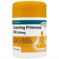 Numark Evening Primrose Oil 500mg 30 Capsules