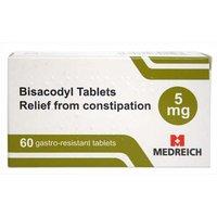 Bisacodyl Tablets 5 mg 100
