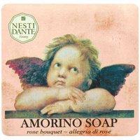 Nesti Dante Amorino Soap - Rose Bouquet 150g