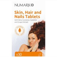 Image of Numark Skin, Hair, and Nails Tablets 30