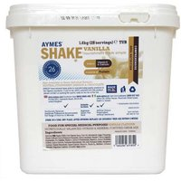 Aymes Vanilla Shake Protein Powder Tub 28 Servings