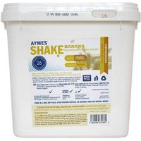 Aymes Banana Shake Protein Powder 28 Servings