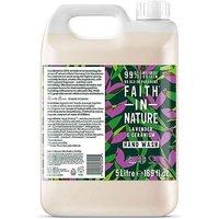 Faith in Nature Lavender & Geranium Hand Wash 5L