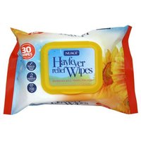 Nuage Hayfever Relief Wipes 30