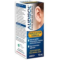 Audisol Pain Relief Spray 15ml