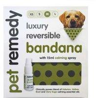 Image of Pet Remedy Bandana w/15ml Calming Spray