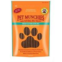 Pet Munchies Beef Liver Sticks 11