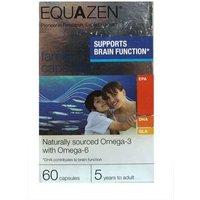 EQUAZEN family Capsules ( fromerly Eye Q) (60)