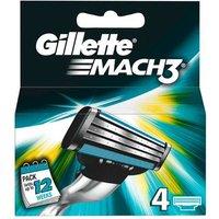 Gillette Mach 3 Blades - 4