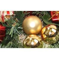 Good Value Christmas Table Arrangement