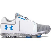 Under Armour Tempo Sport Womens Golf Shoes - White UK 4
