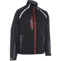 ProQuip StormFORCE PX5 Waterproof Jacket - Black / Red