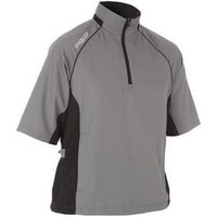 ProQuip Ultralite 1/2 Sleeve Windshirt - Grey
