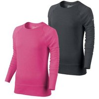 Nike Ladies Bunker Crew Neck Sweaters (NLAW151)