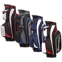 Pro Cart Bag 4.0 Black/White/Red