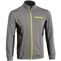 Mizuno Breath Thermo Mid Active Jacket - Grey